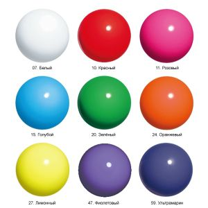 Мяч 5359-65 001 Gym ball Chacott