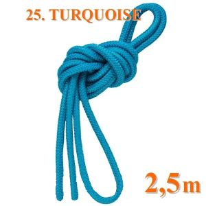Скакалка 5319-65  310 Junior gym rope (Nylon) Chacott Practice